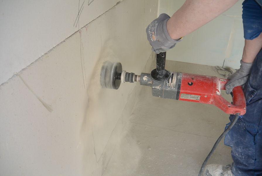 Genoeg Betonboringen Schollaert - Boren in beton - Oost-Vlaanderen NN94