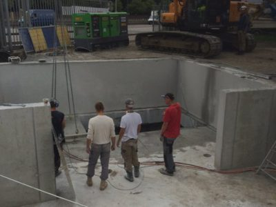 zaagwerken in beton